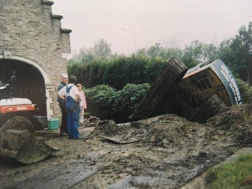 BLOOPERS Ongeluk van Gavrie Willemsen