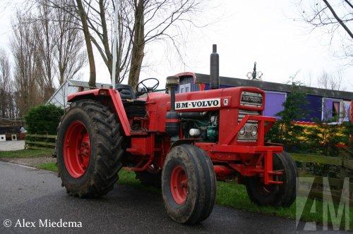 Foto van een BM Volvo onbekend/overig.  December 2007.. Geplaatst door Alex Miedema op 24-02-2019 om 19:13:40, op TractorFan.nl - de nummer 1 tractor foto website.