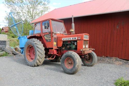 Foto van een BM Volvo 650. Geplaatst door collin ihfan op 12-04-2020 om 18:38:35, op TractorFan.nl - de nummer 1 tractor foto website.