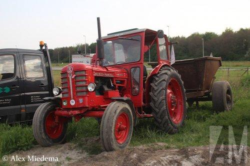 Bolinder Munktell 350 van Alex Miedema