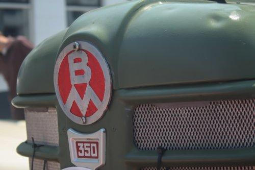 Foto van een Bolinder Munktell Logo. Geplaatst door Bolinder munktell 350 op 05-06-2016 om 19:05:06, op TractorFan.nl - de nummer 1 tractor foto website.