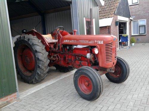 Bukh 452 van ford tractor