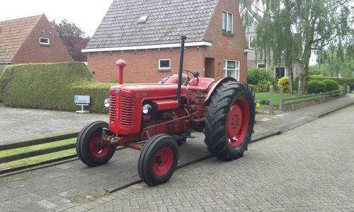 Bukh 554 van ford tractor