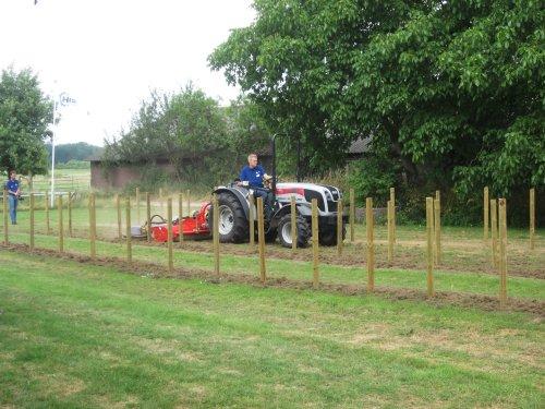 Foto van een Carraro Agricube 70. Geplaatst door jordi 1455 op 05-07-2018 om 21:25:14, op TractorFan.nl - de nummer 1 tractor foto website.
