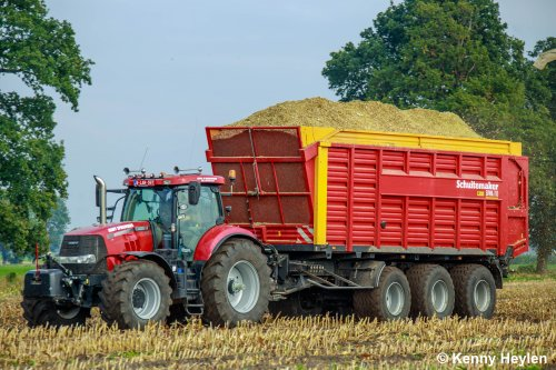 Case IH Puma 200 CVX van cat 330d