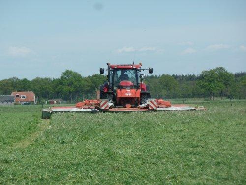 Foto van een Case IH Puma 230. Geplaatst door robbert7130 op 19-05-2017 om 19:41:42, op TractorFan.nl - de nummer 1 tractor foto website.