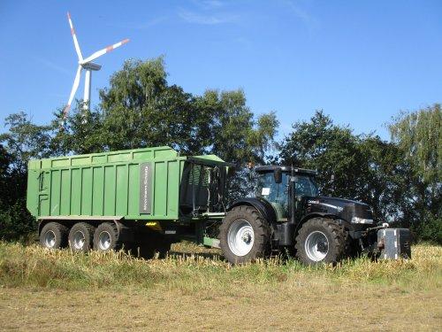 Foto van een Case IH Puma 230. Geplaatst door leonkramer op 21-05-2017 om 14:41:41, op TractorFan.nl - de nummer 1 tractor foto website.