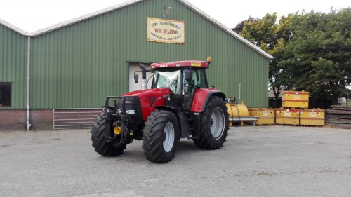 Case IH CVX 140 van mf 3085