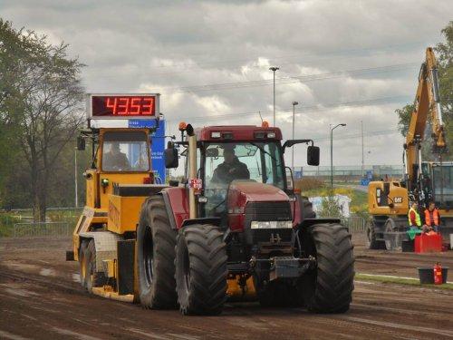 Case IH Maxxum MX 135 van tractorquintentje