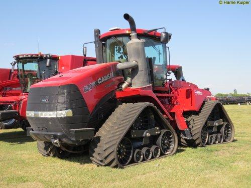 Foto van een Case IH Quadtrac 620 , Canada juli 2017. Geplaatst door oldtimergek op 29-12-2017 om 00:40:37, op TractorFan.nl - de nummer 1 tractor foto website.