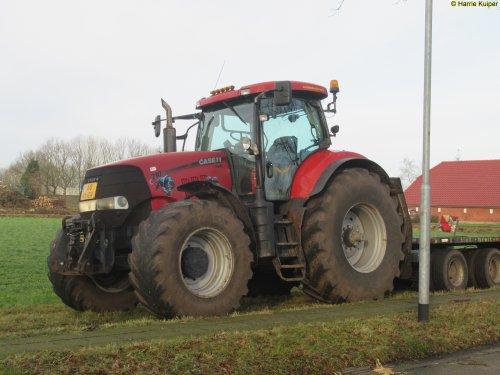 Foto van een Case IH Puma 210. Geplaatst door oldtimergek op 30-01-2018 om 12:12:01, op TractorFan.nl - de nummer 1 tractor foto website.