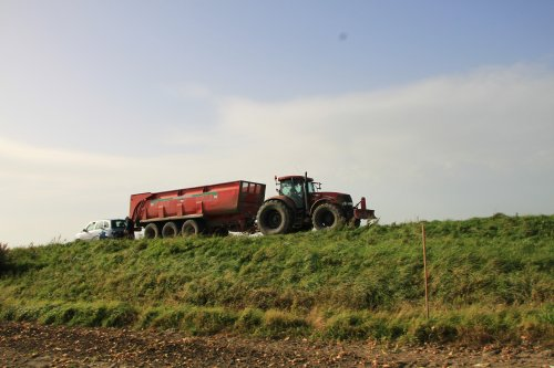 Foto van een Case IH Puma 225. Geplaatst door alfredo op 17-02-2018 om 10:53:41, op TractorFan.nl - de nummer 1 tractor foto website.