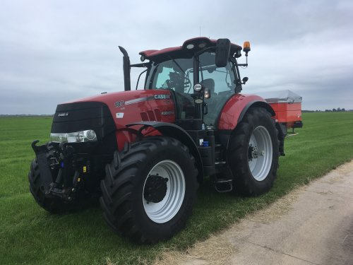 Case IH Puma 185 van jd fan keiendorp