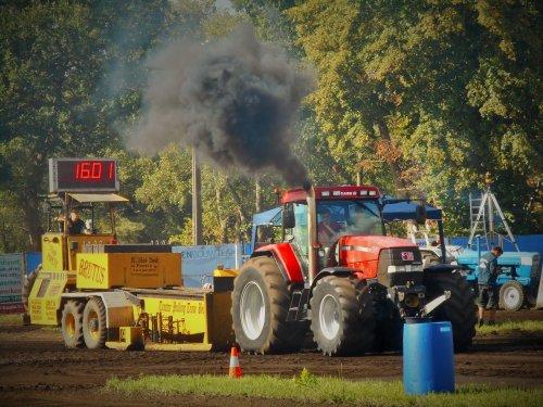 Case IH Maxxum MX 170 van tractorquintentje