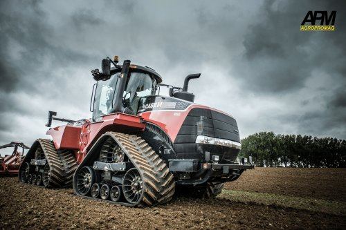 Case IH Quadtrac 550 van Jan Ramon
