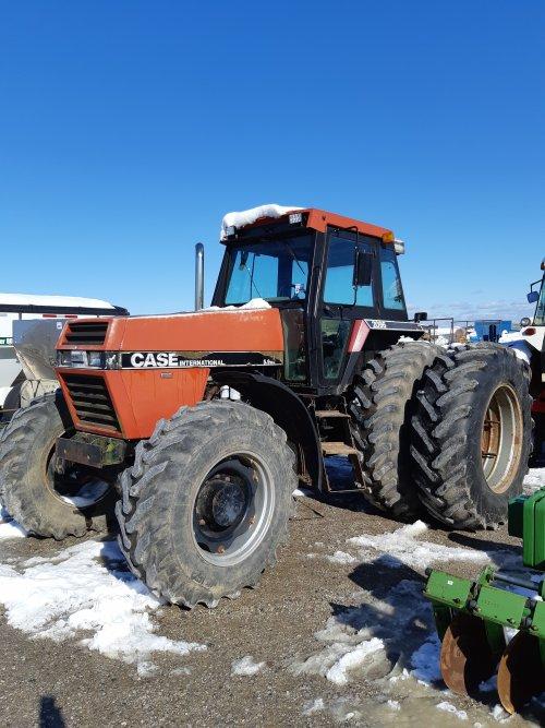 Grappig ding,  wordt morgen geveild een paar km bij ons vandaan. Geplaatst door John k op 08-11-2019 om 20:54:42, op TractorFan.nl - de nummer 1 tractor foto website.