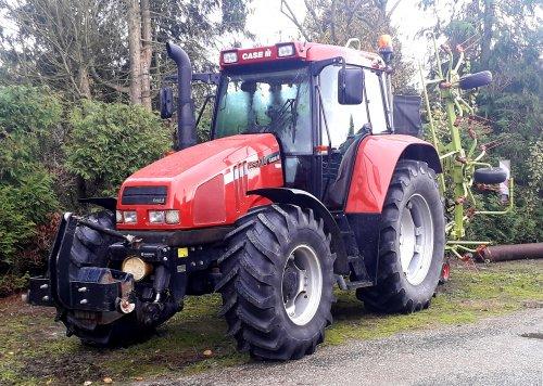 Foto van een Case IH CS 110. Geplaatst door Steyr.frl op 03-01-2020 om 13:17:35, op TractorFan.nl - de nummer 1 tractor foto website.