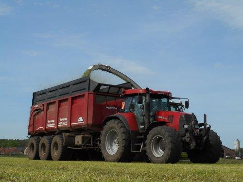 Case IH CVX 195 van tractorquintentje