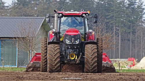 Case IH Optum 250 van Agriculturespotter
