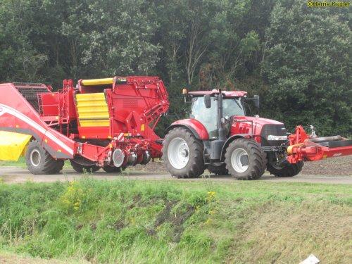 Foto van een Case IH Puma 220. Geplaatst door oldtimergek op 15-09-2021 om 11:13:09, op TractorFan.nl - de nummer 1 tractor foto website.