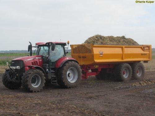 Foto van een Case IH Puma 220. Geplaatst door oldtimergek op 15-09-2021 om 11:13:14, op TractorFan.nl - de nummer 1 tractor foto website.
