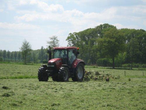 Case IH Maxxum 100X van Tractor-Spotters