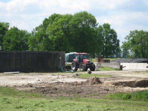 Case IH Maxxum-serie van Tractor-Spotters