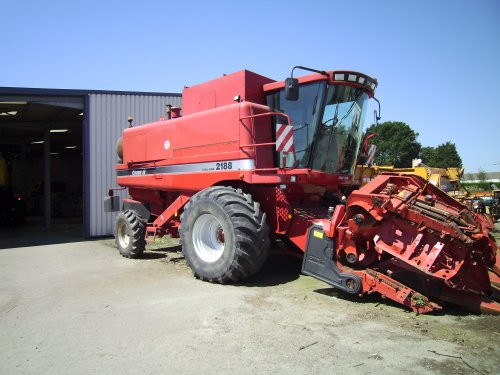 Case IH Axial Flow 2188 van thomie22
