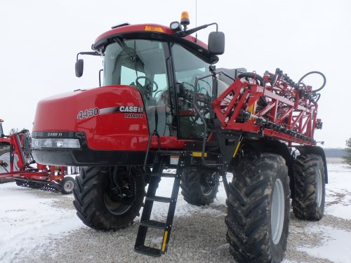 Case IH Patriot 4430 van marion5900
