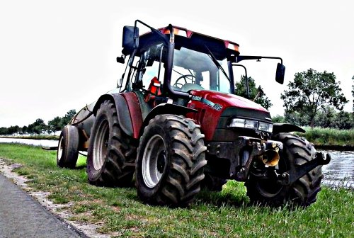Case IH JXU 105 van thomie22