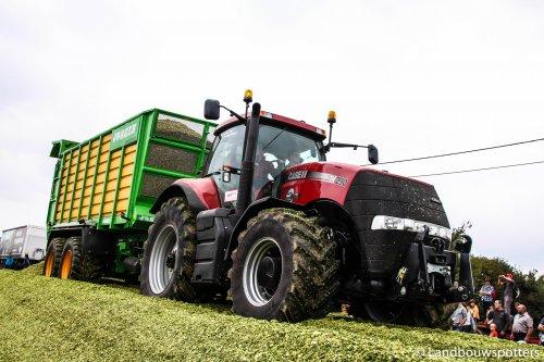 Case IH Magnum 290 van tractorfreek