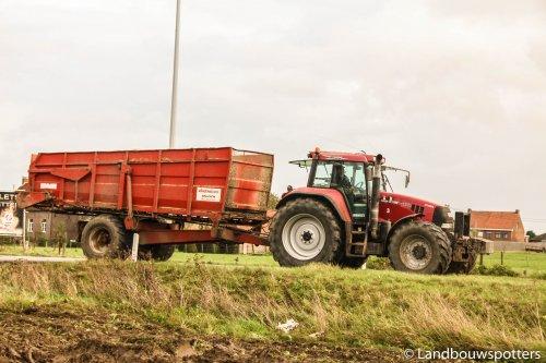 Case IH CVX 170 van tractorfreek