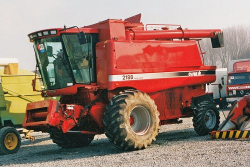 Case IH Axial Flow 2188 van Martin Holland