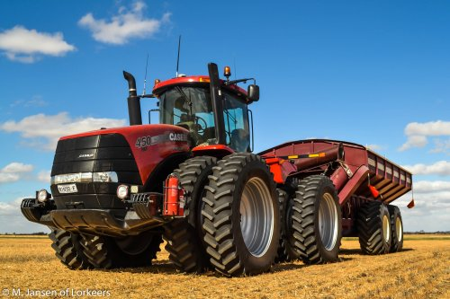Case IH Steiger 450 van -Mike-