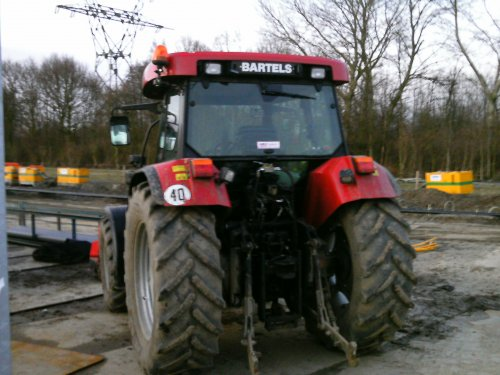 Case IH CS 95 van Jan F