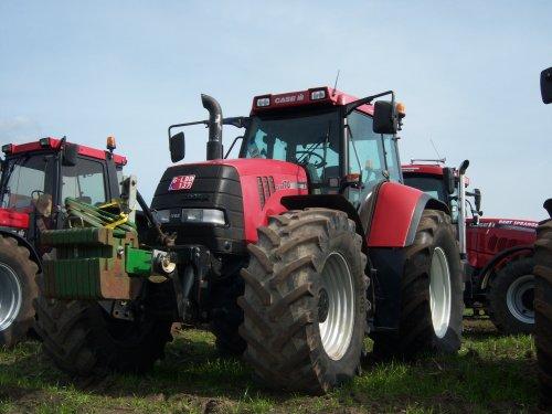 Case IH CVX 170 van tractorquintentje