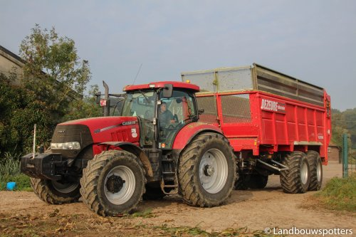 Case IH Puma 180 CVX van tractorfreek