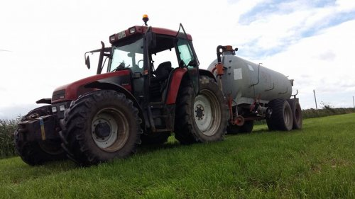 Case IH CS 86 van Rickbuevink