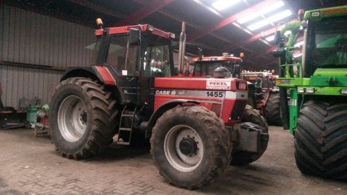Case International 1455 XL, foto van robbert7130