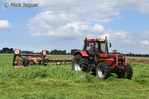 Case International 1255 XL, foto van Mick Jaguar
