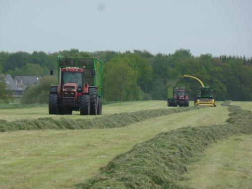 Foto van een Case International Meerdere. Geplaatst door robbert7130 op 19-05-2017 om 20:17:26, op TractorFan.nl - de nummer 1 tractor foto website.