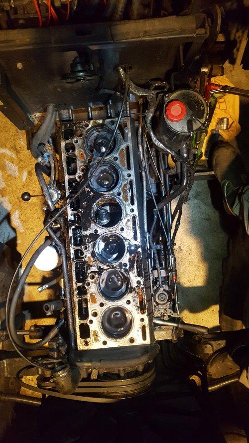 Foto van een Case International 1455 XL 4e cilinder is kapot. Geplaatst door stephan-inter op 02-07-2017 om 20:55:58, op TractorFan.nl - de nummer 1 tractor foto website.