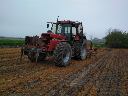 Case International 1455 XL van henry case IH