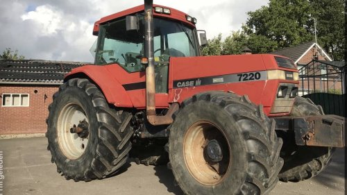 Case International Magnum 7220, foto van fendt 512
