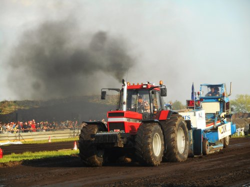 Case International 1455 XL van tractorquintentje