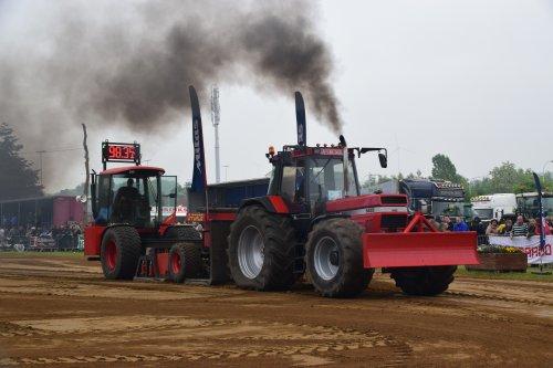 Foto van een Case International 1455 XL. Geplaatst door jd7920 op 17-05-2018 om 20:08:07, op TractorFan.nl - de nummer 1 tractor foto website.