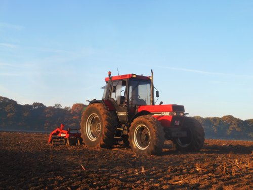 Case International 1056 XL van tractorquintentje