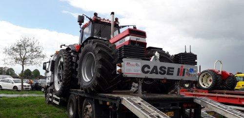 Case International 1455 XL van Tijs van Meerveld