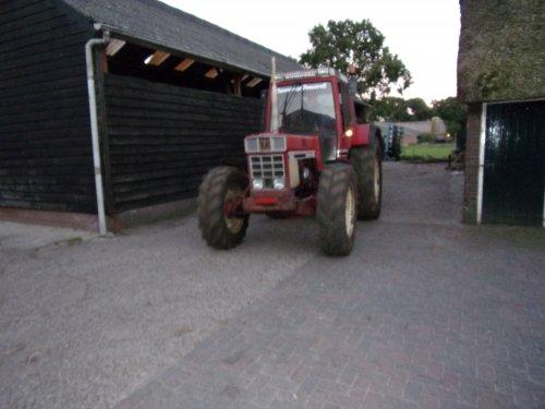 Foto van een Case International 956 XL. Geplaatst door 188438 op 07-12-2020 om 13:30:48, op TractorFan.nl - de nummer 1 tractor foto website.