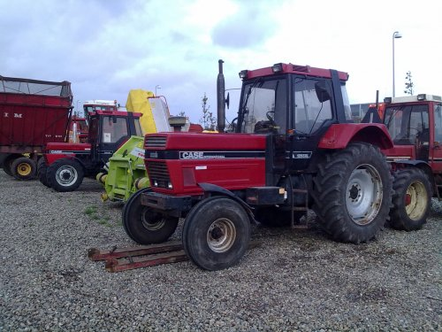 Case International 1255 XL van IH power in dk